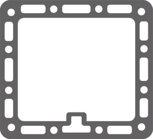 37241301 Прокладка картера Bitzer