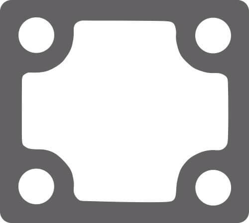 37292502 Прокладка блока Bitzer