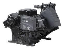 DS-100X Полугерметичный поршневой компрессор Copeland