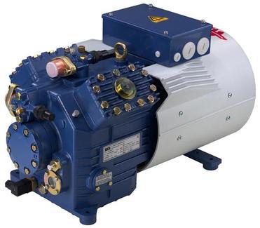 HAX44e/665 - 4 Полугерметичный поршневой компрессор BOCK