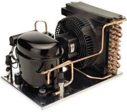 Компрессорно-конденсаторный агрегат низкотемпературный AE 2425 ZBR