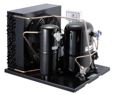 Компрессорно-конденсаторный агрегат низкотемпературный FHT 2511 ZBR