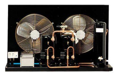 Компрессорно-конденсаторный агрегат низкотемпературный TAGDT 2544 ZBR