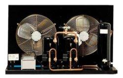 Компрессорно-конденсаторный агрегат низкотемпературный TAGDT 2550 ZBR