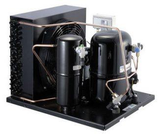 Компрессорно-конденсаторный агрегат низкотемпературный TAJ 2464 ZBR