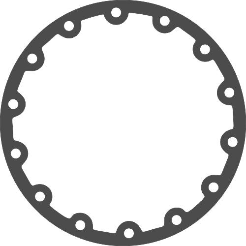S3621034C Прокладка блока Frascold