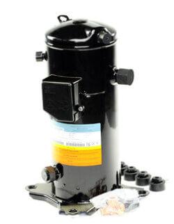 YM125E1S-100 Герметичный спиральный компрессор INVOTECH