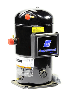 ZR48K3E-TFD-522 Герметичный спиральный компрессор Copeland Scroll
