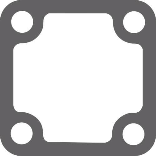 37242801 Прокладка блока Bitzer